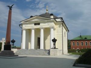 40-17, А-2, Церковь Спаса Нерукотворного